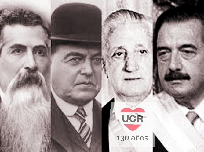 1891 – 26 de junio a 130 años del nacimiento del radicalismo – 2021