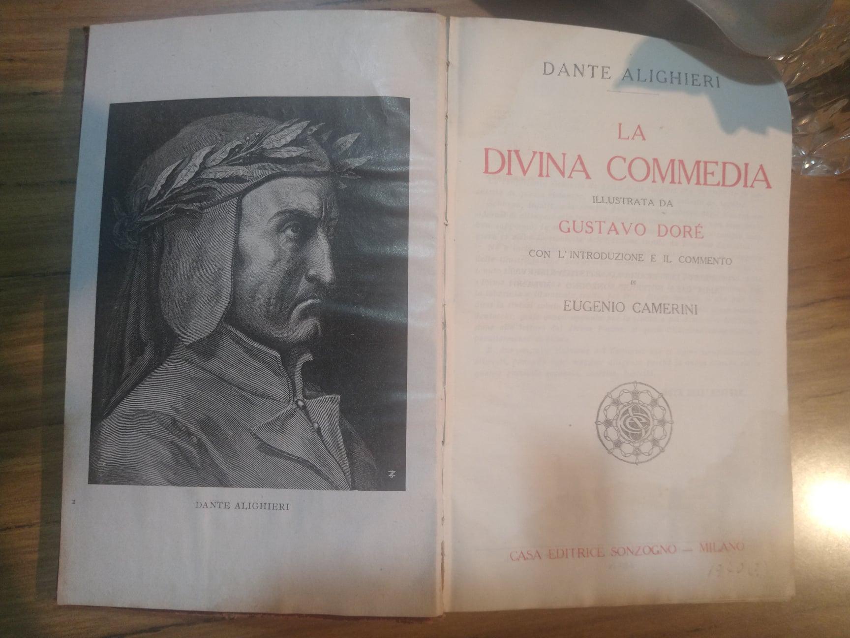 PADRE FELICIANO, DANTE ALIGHIERI Y GINO BARTALI