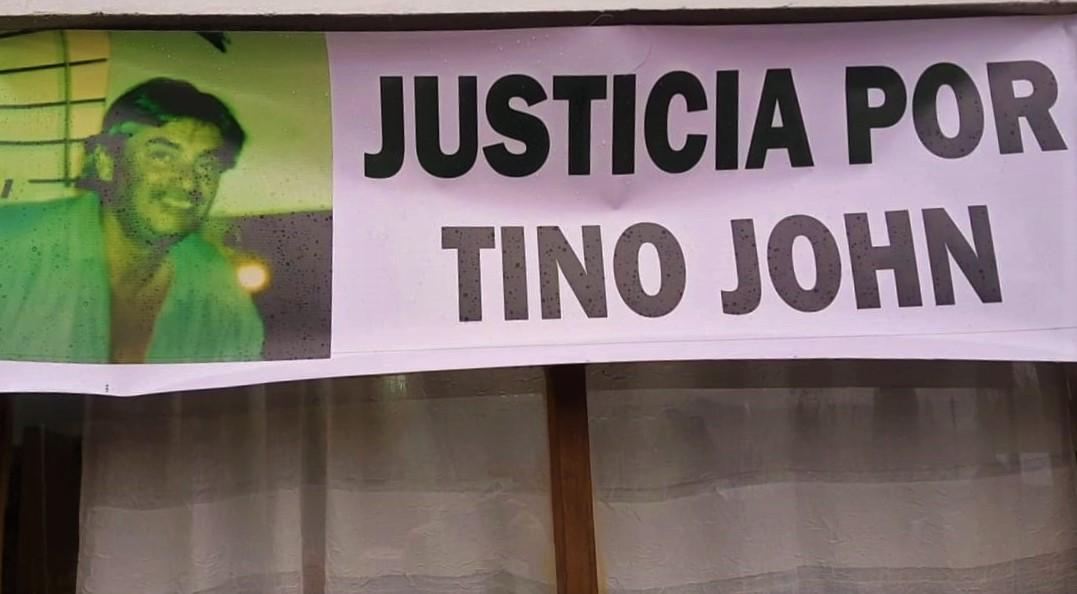 CHUBUT: EL CASO TINO JOHN A POCO DE CUMPLIRSE DOS MESES DE SU MUERTE