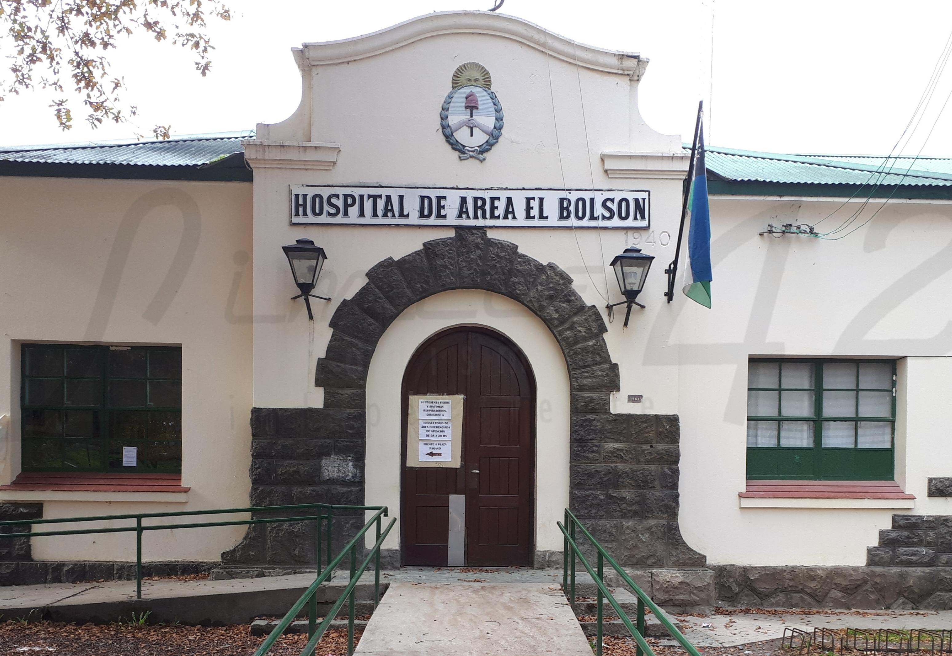 EL HOSPITAL DE EL BOLSÓN OTORGA LICENCIAS AL PERSONAL DE SALUD ANTE LA BAJA DE LOS CONTAGIOS