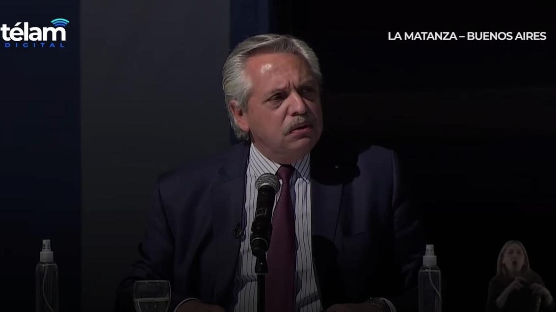 """Alberto Fernández: """"No me van a hacer caer por el error que cometí"""""""