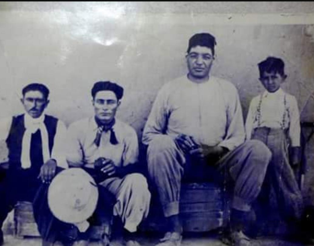 Historias y Personajes de la Patagonia
