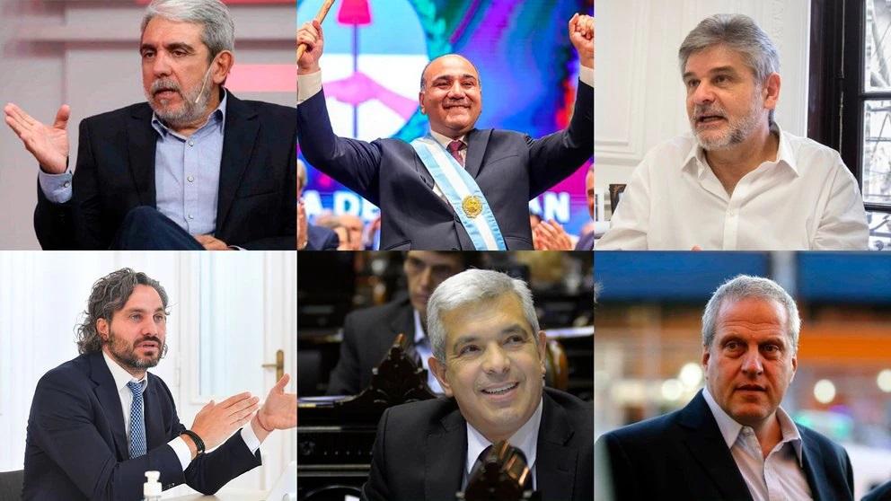 El Presidente Fernandez anunció su nuevo gabinete de Gobierno