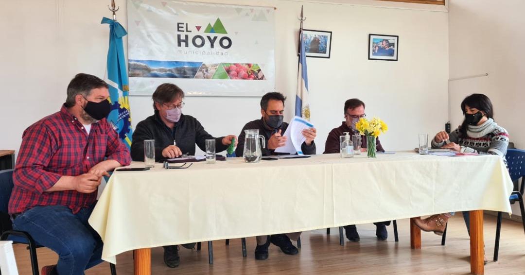 El Ministro de Ambiente Juan Cabandié estaba en la región cuando renunció al cargo