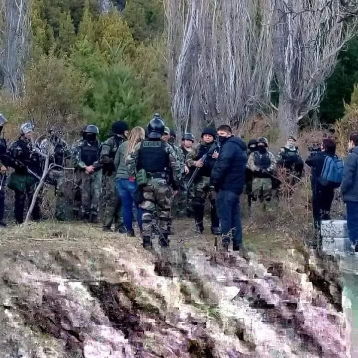Bariloche: Levantaron el corte de la Ruta Nacional 40 en Villa Mascardi