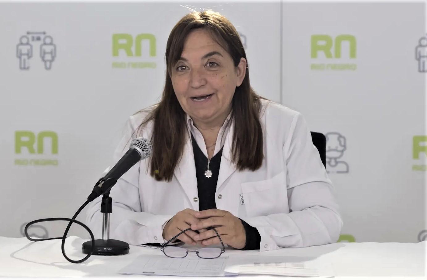"""Río Negro: """"Notable baja de casos"""" de COVID-19 afirmó Ibero desde Salud"""