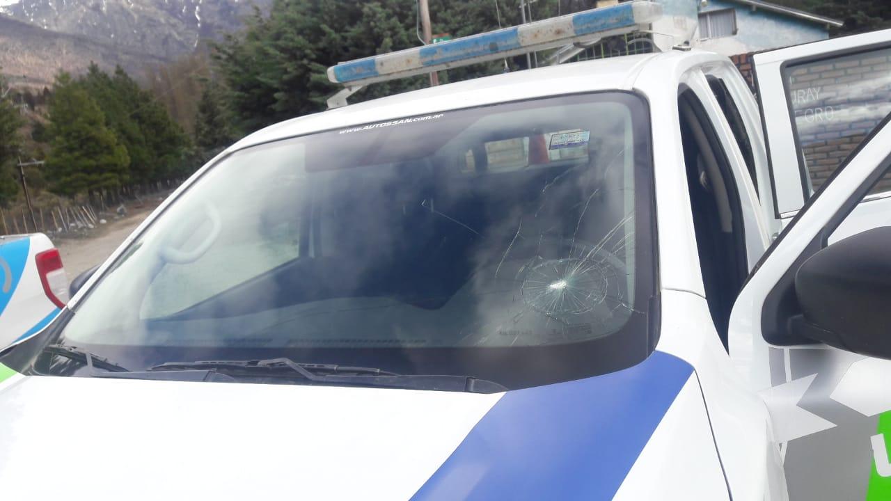 El Bolsón: Un grupo de encapuchados volvió a ingresar violentamente al campo en Cuesta del Ternero