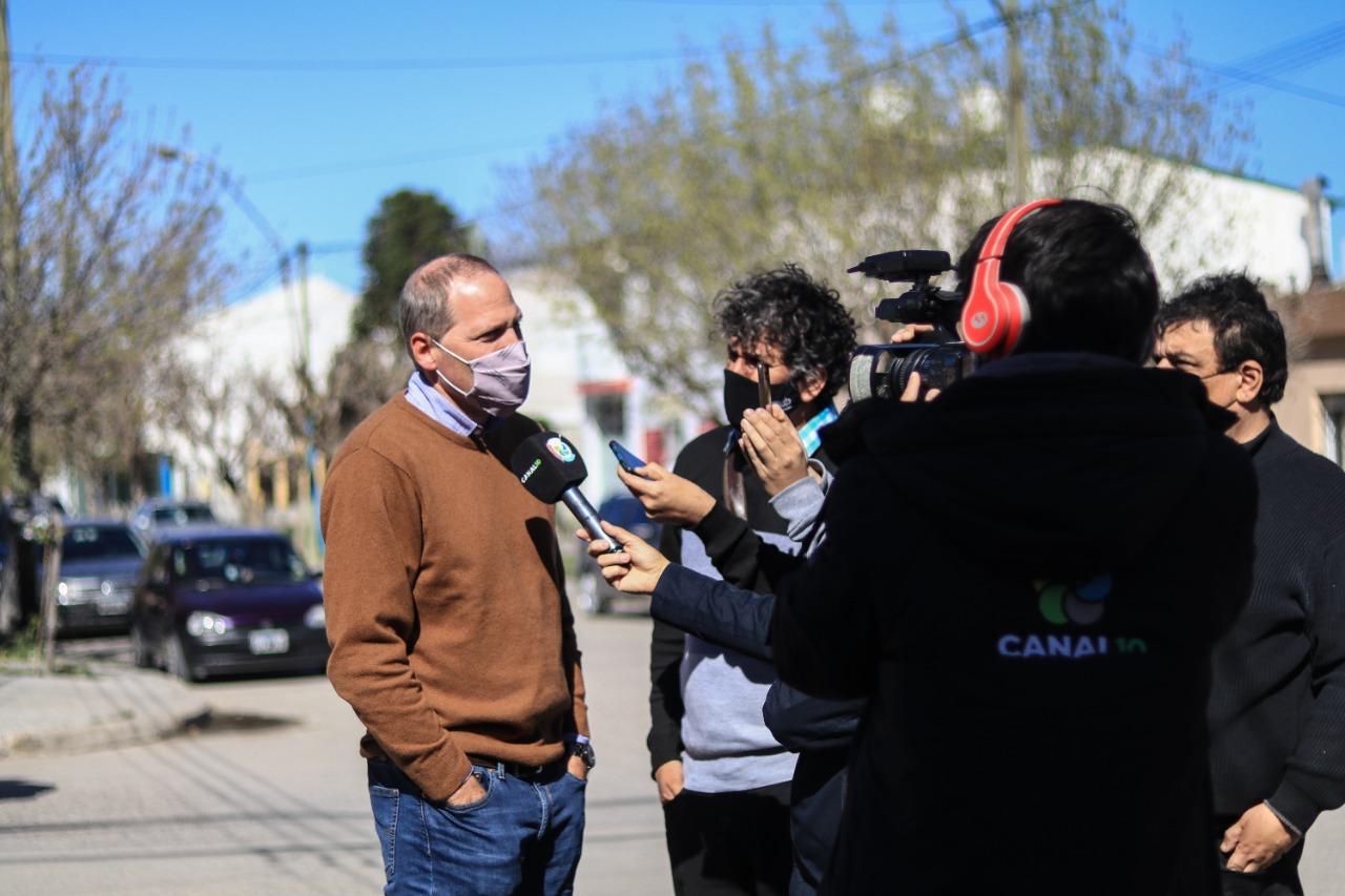 """Palmieri: """"el resultado confirma el crecimiento de Juntos"""""""