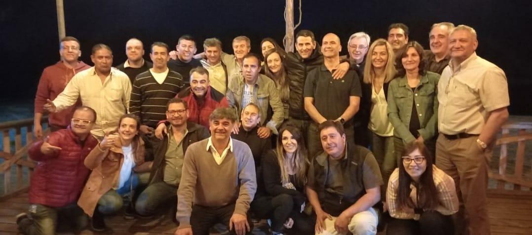 Río Negro: El PRO y la UCR definen estrategias en Huergo para frenar al kirchnerismo en el congreso