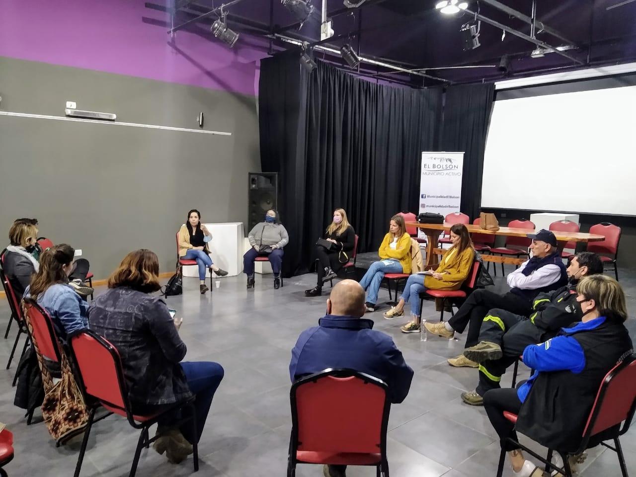 SPLIF: Inspecciones de rutina y encuentros sociales como forma de prevención